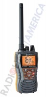 MR HH350 FLT - 6 Watt Floating VHF Radio, Grey - Clique para ampliar a foto